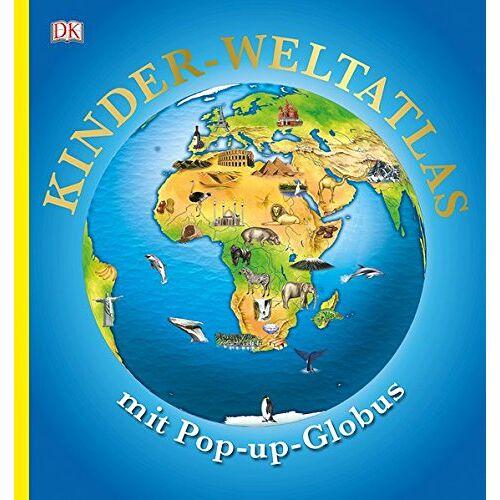- Kinder-Weltatlas mit Pop-up-Globus - Preis vom 27.03.2020 05:56:34 h