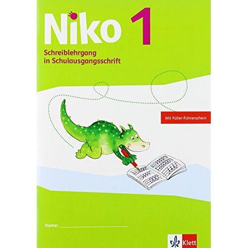 - Niko / Schreiblehrgang in Schulausgangsschrift 1. Schuljahr - Preis vom 21.04.2021 04:48:01 h