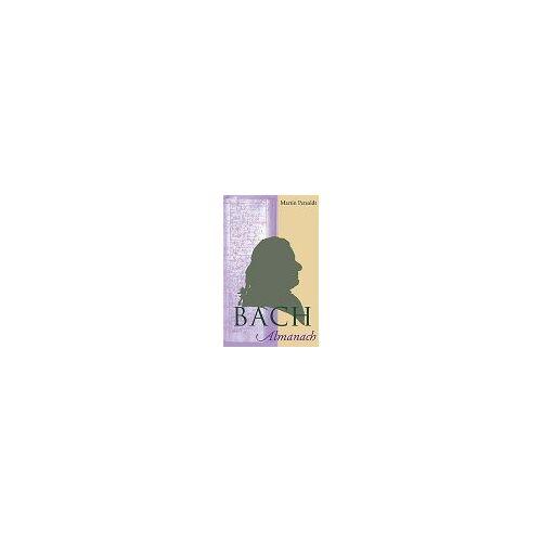 Martin Petzoldt - Bach-Almanach - Preis vom 03.09.2020 04:54:11 h
