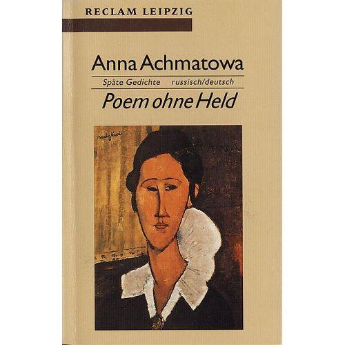 Anna Achmatowa - Poem ohne Held - Preis vom 20.10.2020 04:55:35 h