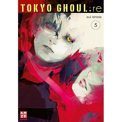 Sui Ishida - Tokyo Ghoul:re 05 - Preis vom 17.04.2021 04:51:59 h