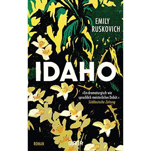 Emily Ruskovich - Idaho: Roman - Preis vom 18.04.2021 04:52:10 h