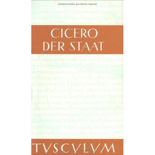 Cicero, Marcus Tullius - Der Staat - Preis vom 21.10.2020 04:49:09 h