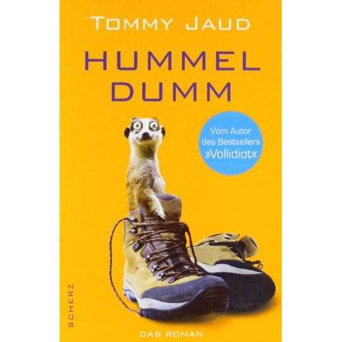 Tommy Jaud - Hummeldumm: Das Roman - Preis vom 06.05.2021 04:54:26 h