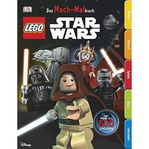 - Das Mach-Malbuch LEGO® Star WarsTM - Preis vom 25.01.2020 05:58:48 h