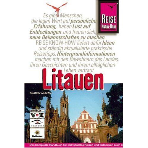 Günther Schäfer - Litauen - Preis vom 21.10.2020 04:49:09 h