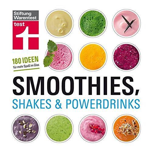 Astrid Büscher - Smoothies, Shakes & Powerdrinks: 180 Ideen für mehr Spaß im Glas - Preis vom 21.02.2020 06:03:45 h