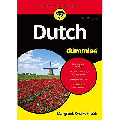 Margreet Kwakernaak - Dutch for Dummies (Voor Dummies) - Preis vom 14.04.2021 04:53:30 h