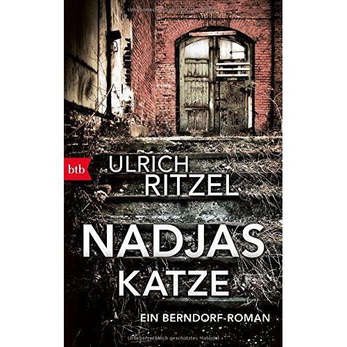 Ulrich Ritzel - Nadjas Katze: Ein Berndorf-Roman (Berndorf ermittelt, Band 10) - Preis vom 06.05.2021 04:54:26 h