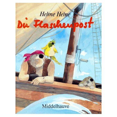 Helme Heine - Die Flaschenpost - Preis vom 15.05.2021 04:43:31 h
