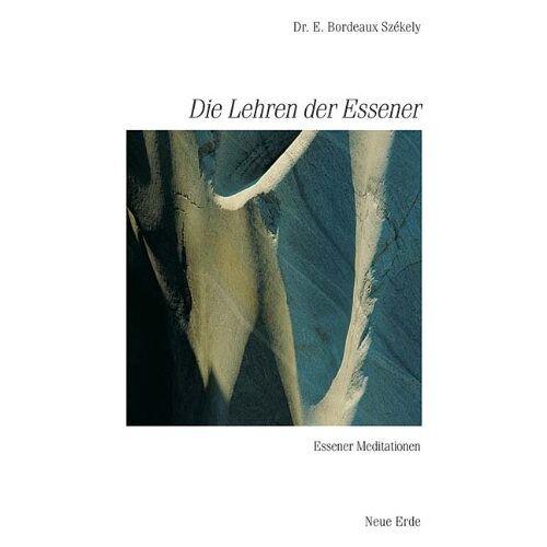 - Schriften der Essener: Die Lehren der Essener: Essener Meditationen: BD 5 - Preis vom 11.04.2021 04:47:53 h