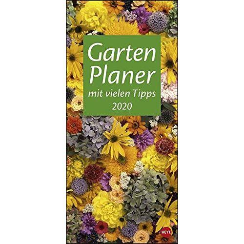 Heye - Gartenplaner 2020 16x34,7cm - Preis vom 20.10.2020 04:55:35 h