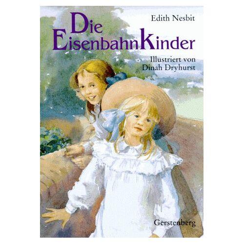 Edith Nesbit - Die Eisenbahnkinder - Preis vom 06.04.2021 04:49:59 h