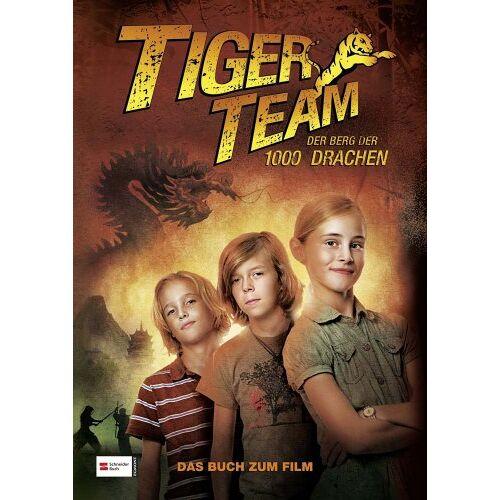 Peter Kilian - Tiger-Team, Das Buch zum Film: Der Berg der 1000 Drachen - Preis vom 21.10.2020 04:49:09 h