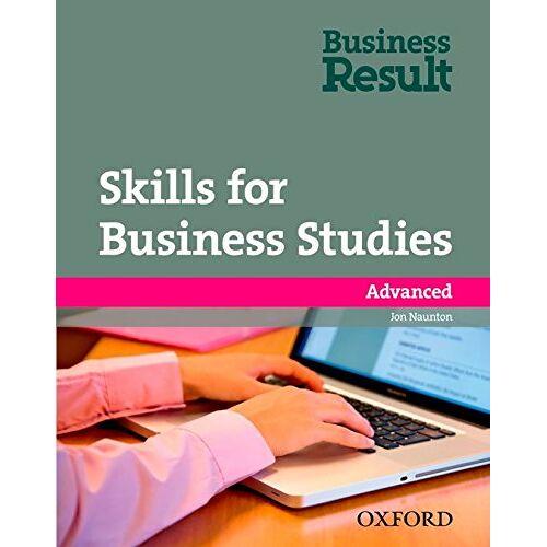 Jon Naunton - Business Result: Advanced Skills for Business Studies - Preis vom 21.04.2021 04:48:01 h