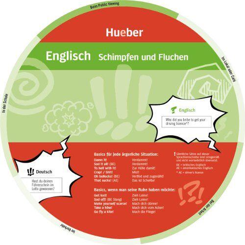 - Englisch - Schimpfen und Fluchen: Wheel - Englisch - Schimpfen und Fluchen - Preis vom 05.09.2020 04:49:05 h