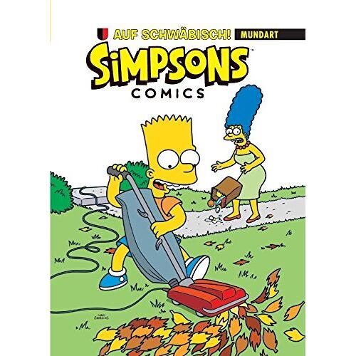 Matt Groening - Simpsons Mundart: Bd. 3: Die Simpsons auf Schwäbisch - Preis vom 23.01.2020 06:02:57 h