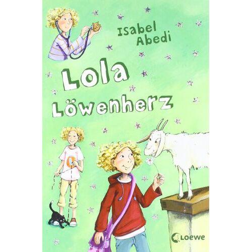 Isabel Abedi - Lola Löwenherz - Preis vom 10.04.2021 04:53:14 h