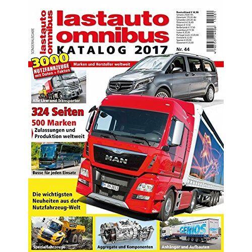 - Lastauto Omnibus-Katalog 2017 - Preis vom 06.04.2020 04:59:29 h