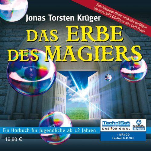 Krüger, Jonas Torsten - Das Erbe des Magiers (1 MP3 CD) - Preis vom 20.10.2020 04:55:35 h