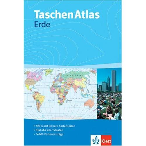 - TaschenAtlas Erde - Preis vom 12.04.2021 04:50:28 h