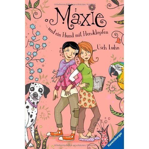 Usch Luhn - Maxie und ein Hund mit Herzklopfen - Preis vom 09.04.2021 04:50:04 h