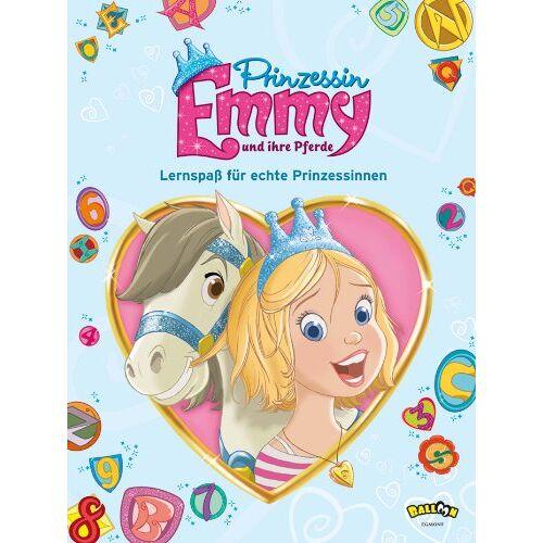 - Prinzessin Emmy und ihre Pferde - Lernspaß für echte Prinzessinnen - Preis vom 24.06.2020 04:58:28 h