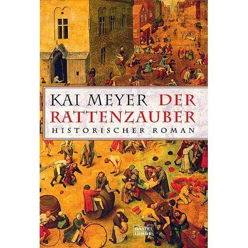 Kai Meyer - Der Rattenzauber - Preis vom 18.04.2021 04:52:10 h