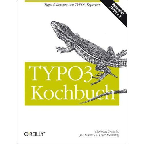 Christian Trabold - TYPO3 Kochbuch - Preis vom 05.09.2020 04:49:05 h