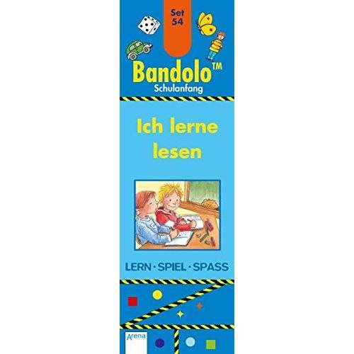- Schulanfang: Ich lerne lesen: Bandolo Set 54 - Preis vom 22.11.2020 06:01:07 h