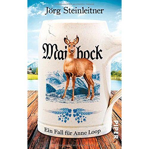 Jörg Steinleitner - Maibock: Ein Fall für Anne Loop (Anne-Loop-Reihe, Band 5) - Preis vom 05.03.2021 05:56:49 h