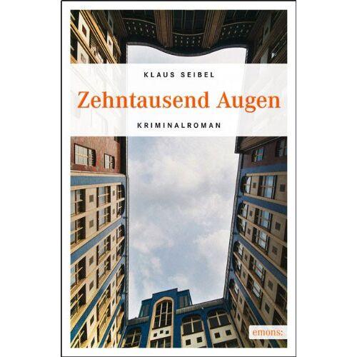 Klaus Seibel - Zehntausend Augen - Preis vom 28.02.2021 06:03:40 h