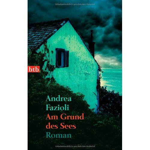 Andrea Fazioli - Am Grund des Sees: Roman - Preis vom 21.10.2020 04:49:09 h