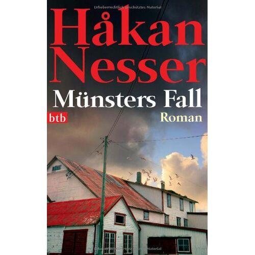 Håkan Nesser - Münsters Fall: Roman - Preis vom 05.09.2020 04:49:05 h