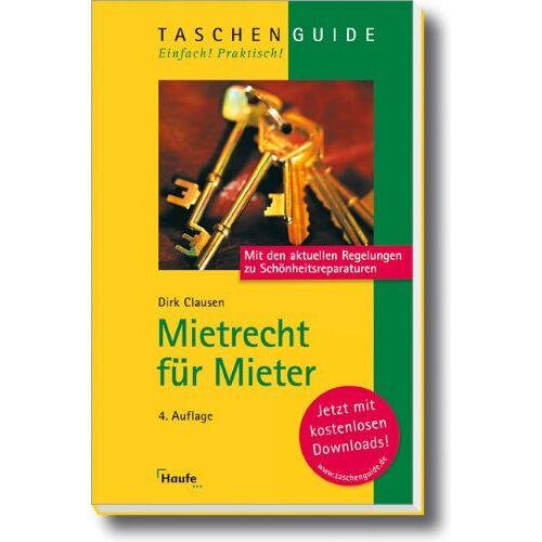 Dirk Clausen - Mietrecht für Mieter - Preis vom 06.09.2020 04:54:28 h