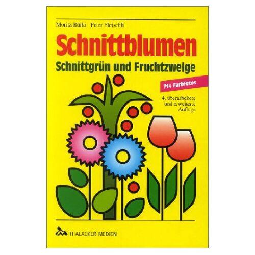 Moritz Bürki - Schnittblumen, Schnittgrün und Fruchtzweige - Preis vom 20.10.2020 04:55:35 h