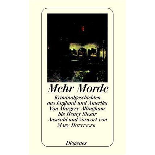 Mary Hottinger - Mehr Morde - Preis vom 20.10.2020 04:55:35 h