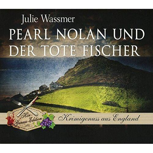 Julie Wassmer - Pearl Nolan und der tote Fischer (Hör-Genuss-Edition-Box 2016) - Preis vom 12.04.2021 04:50:28 h