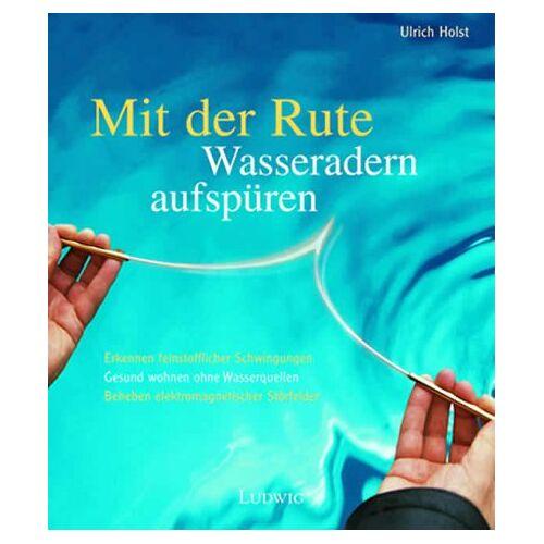 Ulrich Holst - Mit der Rute Wasseradern aufspüren - Preis vom 18.01.2021 06:04:29 h