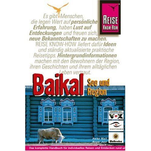 Heike Mall - Baikal: See und Region - Preis vom 20.10.2020 04:55:35 h