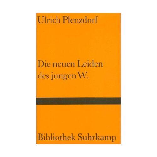 Ulrich Plenzdorf - Die neuen Leiden des jungen W - Preis vom 20.10.2020 04:55:35 h