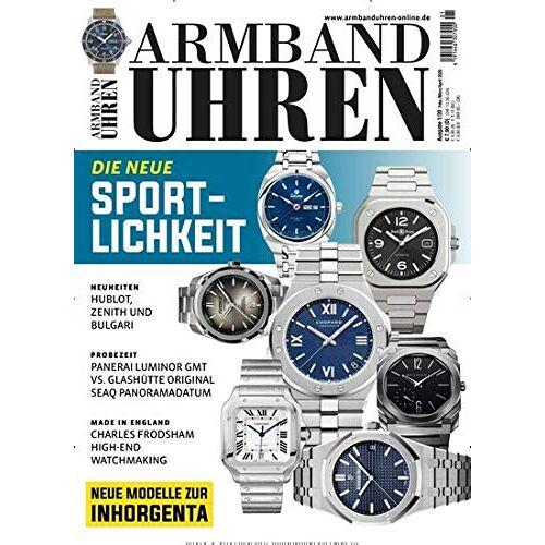 Armbanduhren - Armbanduhren 1/2020 Die neue Sport-Lichkeit - Preis vom 14.04.2021 04:53:30 h