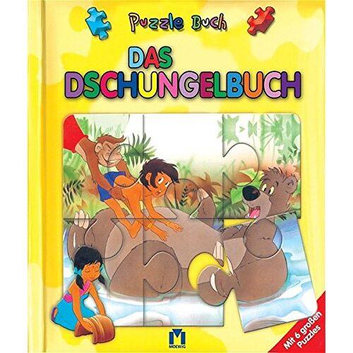 Anatole France - Das Dschungelbuch. Puzzle Buch - Preis vom 12.05.2021 04:50:50 h