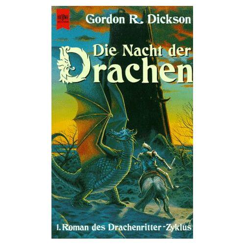 Dickson, Gordon R. - Die Nacht der Drachen. 1. Roman des Drachenritter- Zyklus. - Preis vom 20.10.2020 04:55:35 h