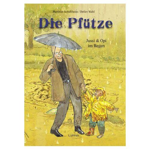 Matthias Schultheiss - Die Pfütze - Preis vom 24.02.2021 06:00:20 h