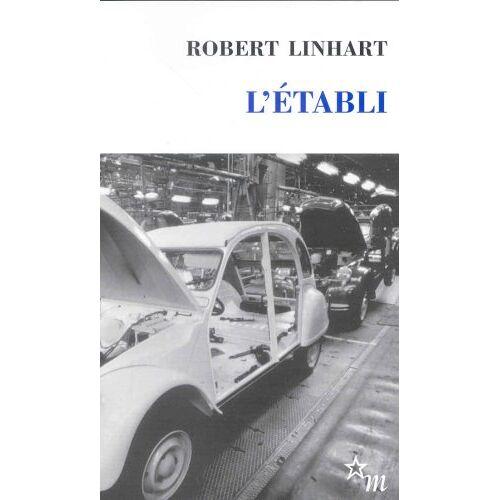Robert Linhart - L'EtabliL'établi (Minuit) - Preis vom 15.04.2021 04:51:42 h