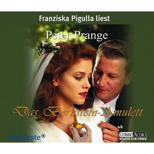 Peter Prange - Das Bernstein Amulett. 6 CDs. - Preis vom 04.09.2020 04:54:27 h