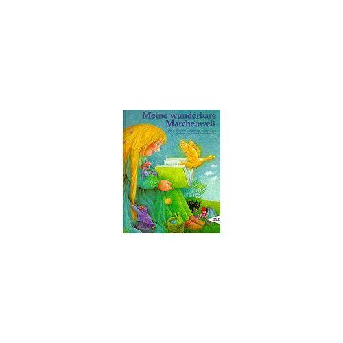 Barbara Bedrischka-Bös - Meine wunderbare Märchenwelt. Die 20 schönsten Märchen der Brüder Grimm - Preis vom 06.09.2020 04:54:28 h