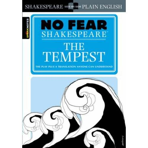 Shakespeare The Tempest (No Fear Shakespeare) (Sparknotes No Fear Shakespeare) - Preis vom 15.04.2021 04:51:42 h