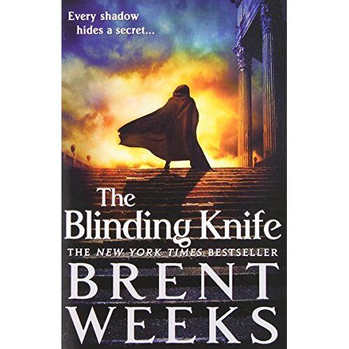 Brent Weeks - The Blinding Knife (Lightbringer, Band 2) - Preis vom 16.04.2021 04:54:32 h